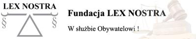 Fundacja LEX NOSTRA - banner na stronę